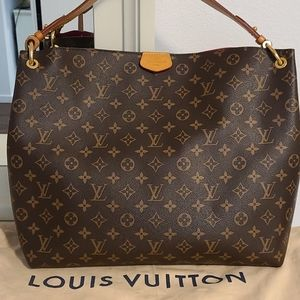 Luis Vuitton purse with Hawaii stamp tag